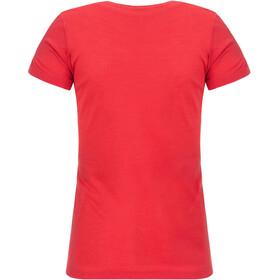 super.natural Base Tee 140 Women Clove Red